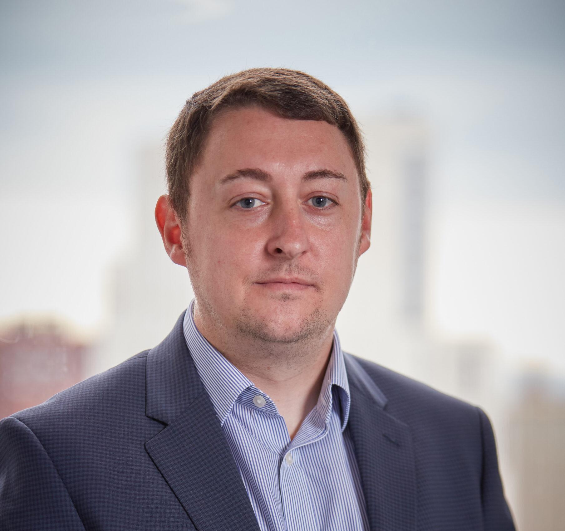 Damien Loughran, FCCA